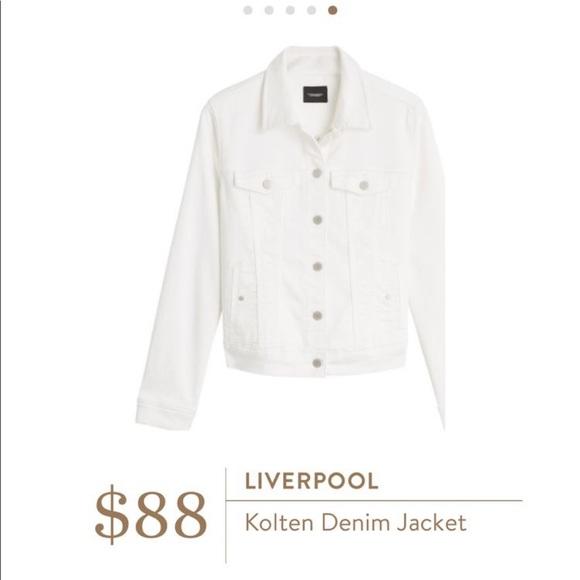 Liverpool Jeans Company Jackets Amp Coats Liverpool Kolten